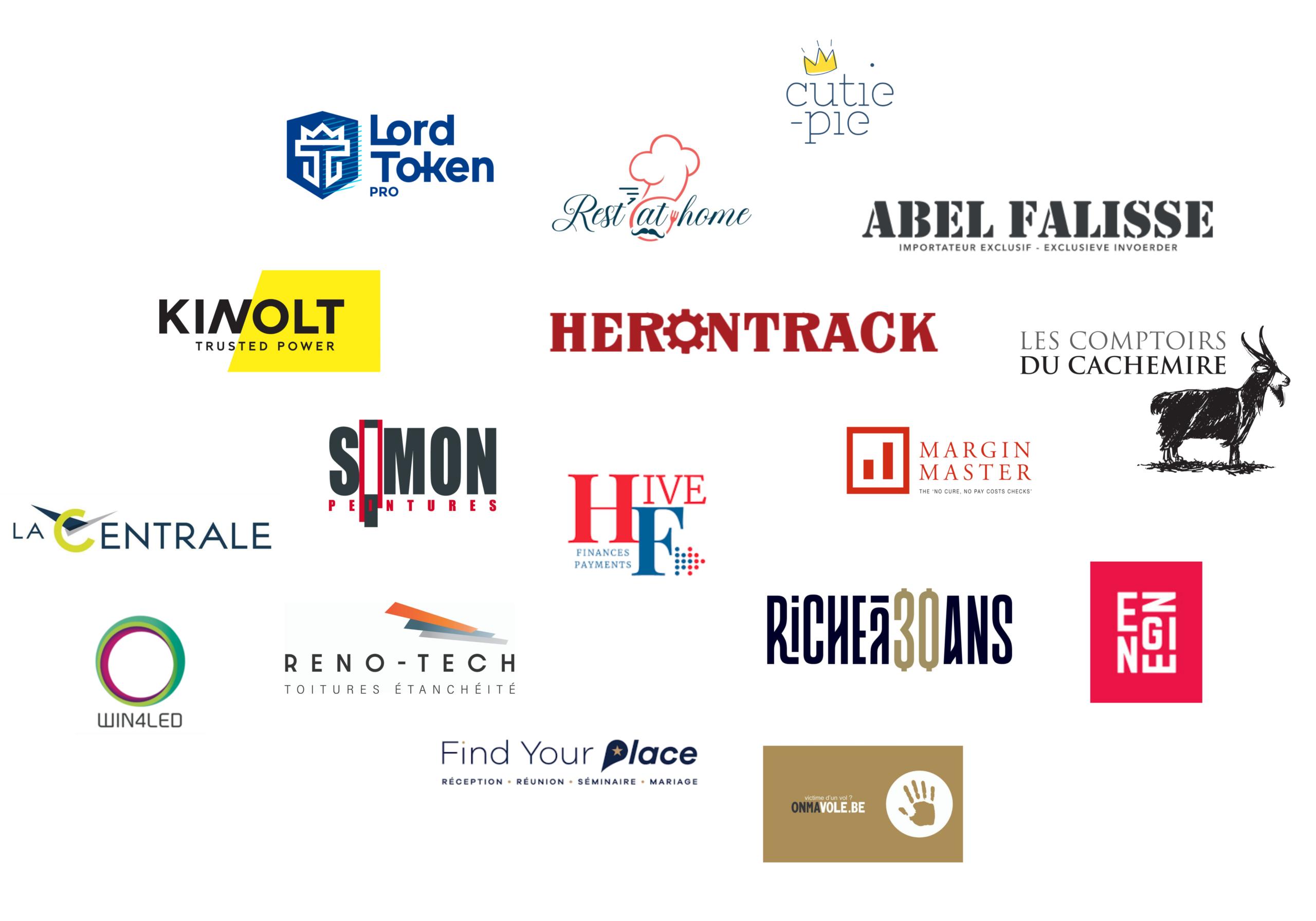 Logos des clients de Scale